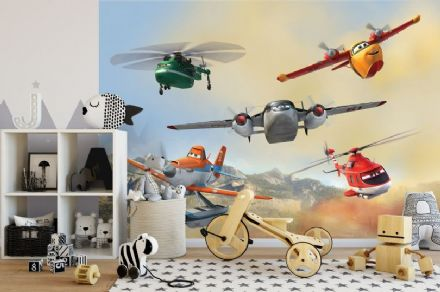 Disney Planes wall mural Easy to install